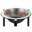 houtskool briket houder voor ronde dancook barbecues