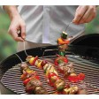 FIREWIRE® flexibele RVS grill spies
