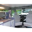 Draaiplateau voorstoel VW Transporter T4 vanaf 1997 (Bestuurder)