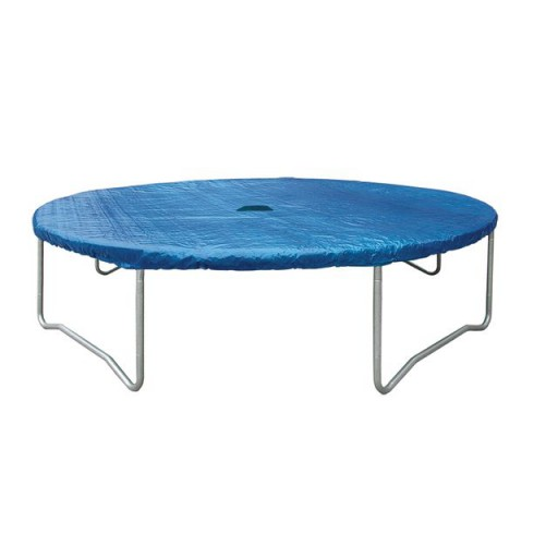 Trampoline beschermhoes blauw - 396 cm