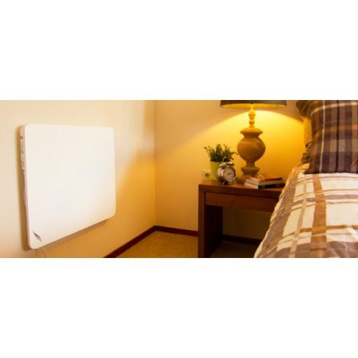 AmbePanel, elektrisch verwarmen