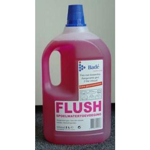 Badé Flush spoelwater reiniging