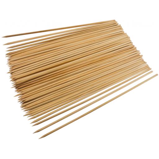 Grilllpro extra dikke vleespennen van bamboe