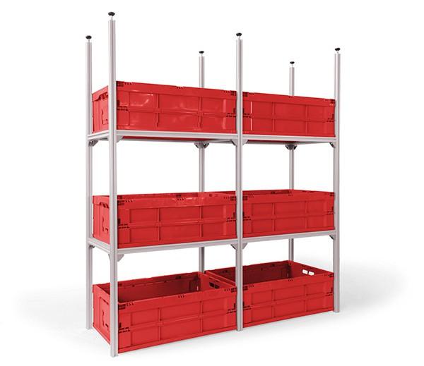 Stellingen Voor Garage.Garage System Standaard Zorgt Voor Een Opgeruimde Garage Thuisshop