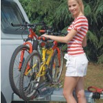 Carry-Bike Caravan XL A rood