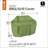 Sodo™ Grill hoes, Large (55-355-041901-EC)