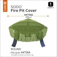 Sodo™ Ronde vuur tafel hoes (55-357-011901-EC)