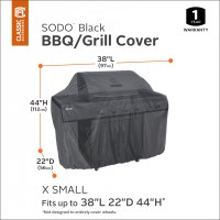 Sodo™ Gasbarbecue hoes, X-Small (55-365-360401-EC)