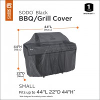 Sodo™ Gasbarbecue hoes, Small (55-366-020401-EC)