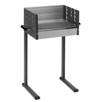 dancook 7000, staande houtskoolbarbecue, 42cm breed