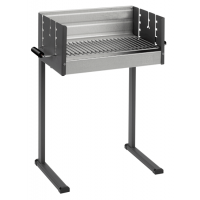 dancook 7100 box model houtskool barbecue, 50cm breed