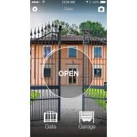 1Control SOLO Smartphone Hekopener en Garagedeuropener